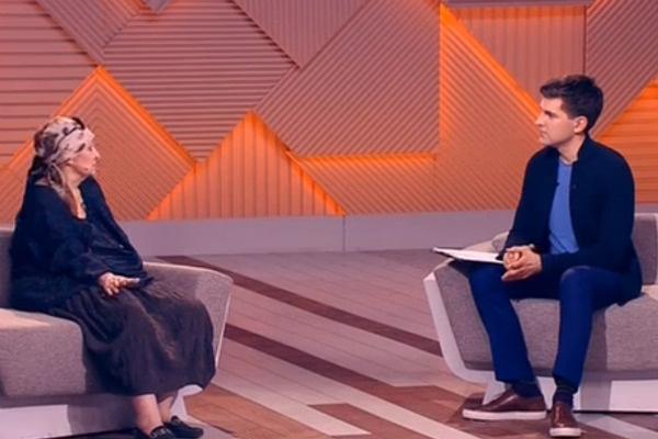 Виктория Евгеньевна решилась на откровенное интервью