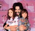 Филипп Киркоров готовит дочь и сына к школе по собственной методике
