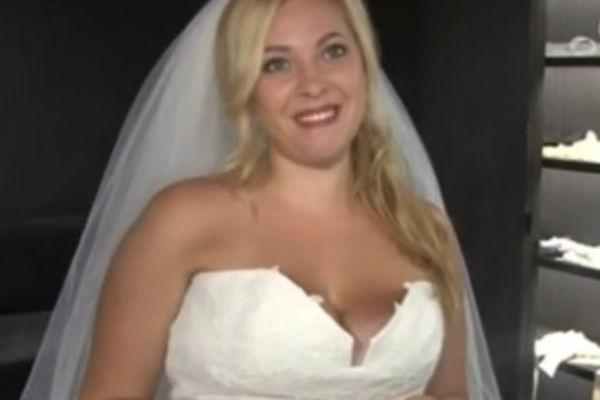 Телеведущая уже выбрала свадебное платье