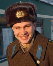 Дмитрий Муляр («Космос как предчувствие», 2005)