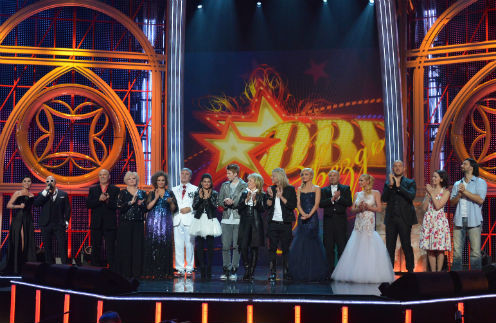 Участники шоу «Две звезды»