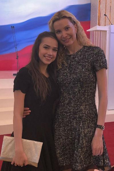 Алина Загитова продолжает оставаться главной звездой в команде Этери Тутберидзе