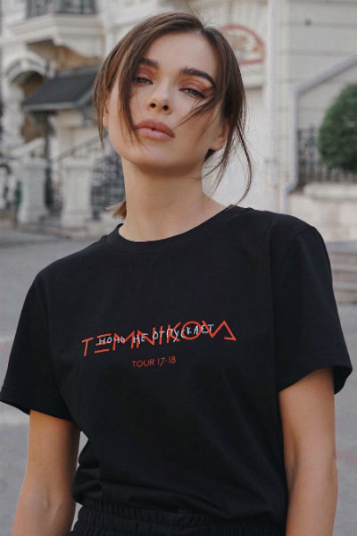 Темникова ушла в 2014 году из проекта Фадеева SEREBRO