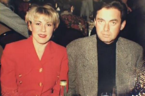 Любовь Успенская и Александр Плаксин