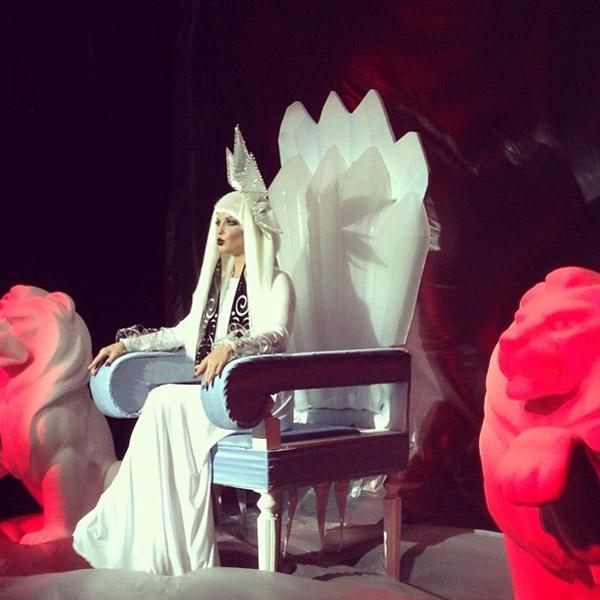Анастасия - Снежная королева