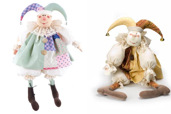 Оксана Ярмольник обещает подарить малышам кукол ручной работы