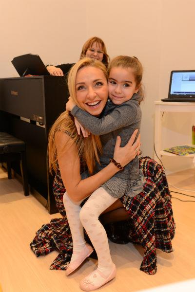 Одной из самых прилежных учениц школы Навки является дочь Ани Лорак
