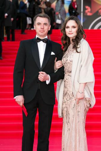 Игорь Петренко с супругой Кристиной Бродской