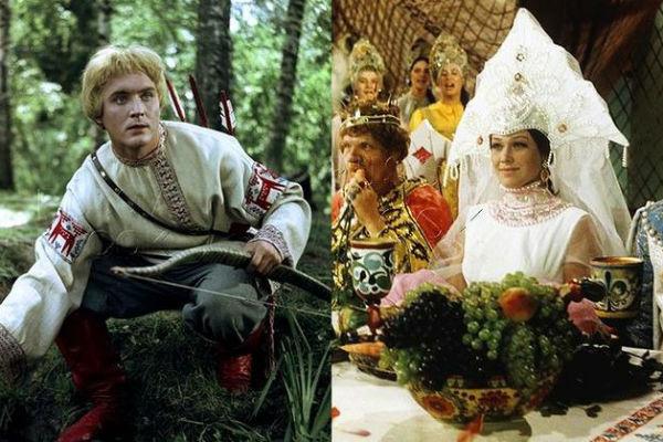 Эдуард Изотов и Инга Будкевич считались одной их самых красивых пар советского кино