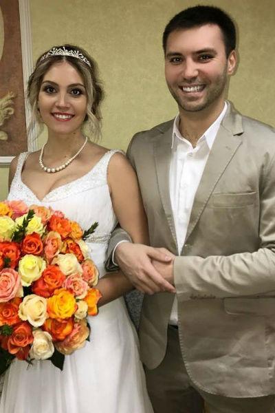 Екатерина и Глеб поженились в декабре 2017 года