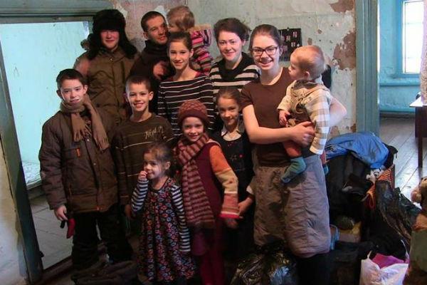 Ойген Мартенс и его дети надеялись надолго поселиться в российской глубинке