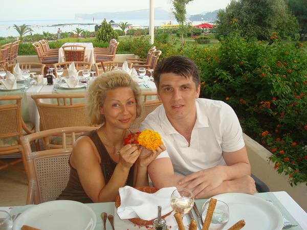 С Натальей они прожили в мире 8 лет