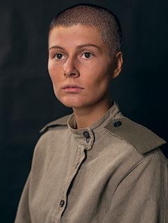 Так будет выглядеть Кожевникова, после того как побреет волосы