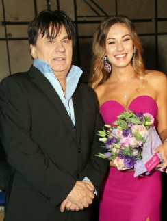 Александр и Мишель Серовы
