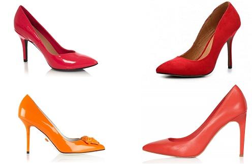 New look, La strada, Versache, Top Shop
