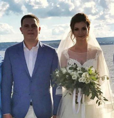 Дарья Канануха и Михаил Желаев