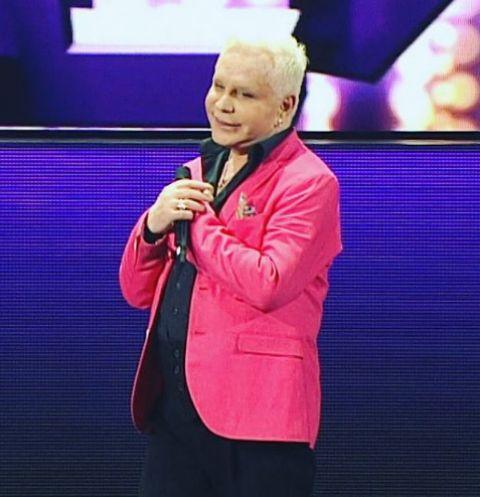 Борис Моисеев давно не давал концертов