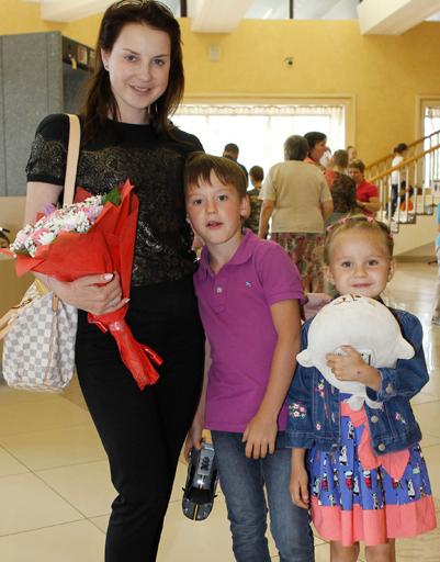 Дети сергей безрукова фото