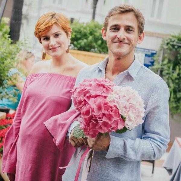 Михаил Башкатов с женой Екатериной