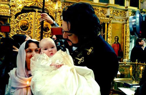 Филипп Киркоров с любимой дочкой Аллой-Викторией