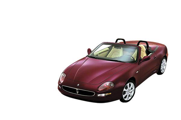 Maserati Spyder – свадебный подарок певице от друзей