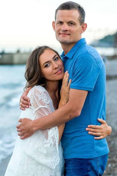 Супруги поженились и обвенчались летом 2017 года