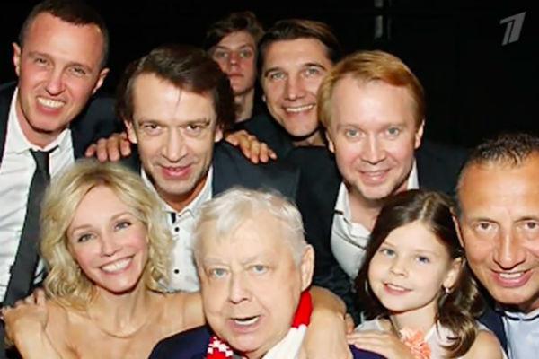 Машков считал Табакова своим близким другом и учителем