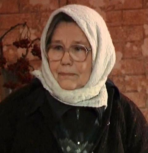 Валентина Березуцкая скончалась в 86 лет