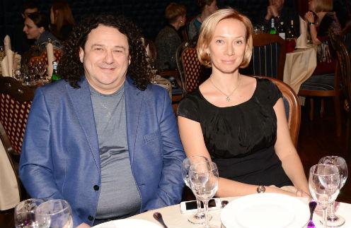 Игорь Саруханов с супругой Татьяной