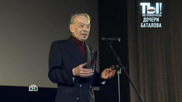 Алексей Баталов ушел из жизни в одной из московских клиник