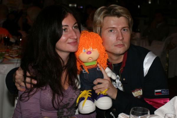 Николай Басков и Светлана Шпигель были счастливы вместе 10 лет назад