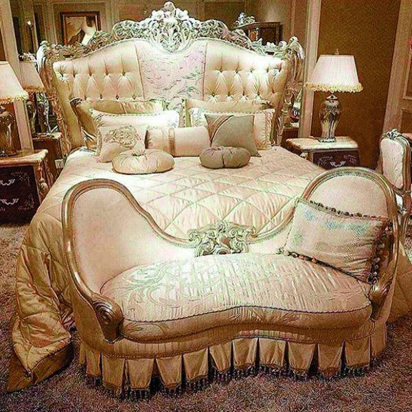 Женя давно мечтала о просторной спальне