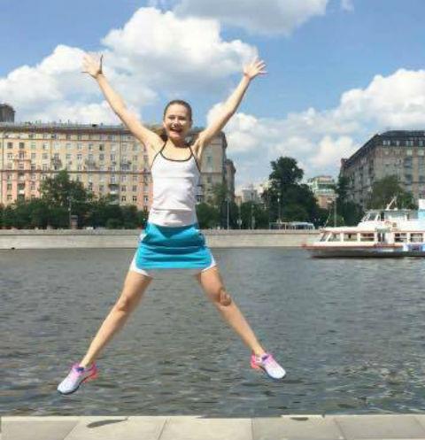 В Москве  пройдет благотворительный забег в защиту женщин
