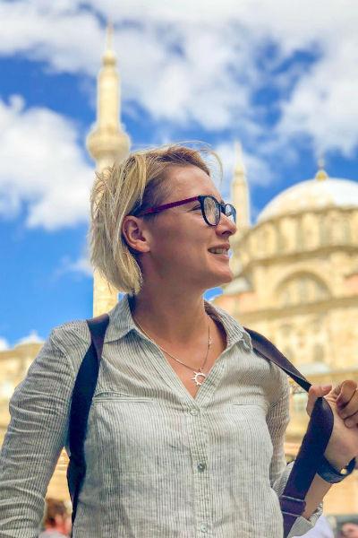 Ольга много путешествует, выбирая для этого необычные направления