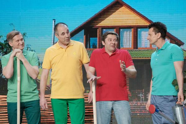 Шоу «Уральские пельмени» выходит на СТС с 2009 года