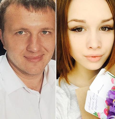 Илья Яббаров и Диана Шурыгина