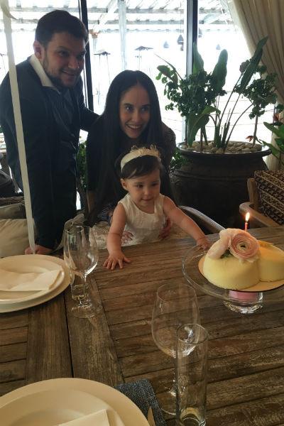 Родители организовали девочке грандиозный праздник