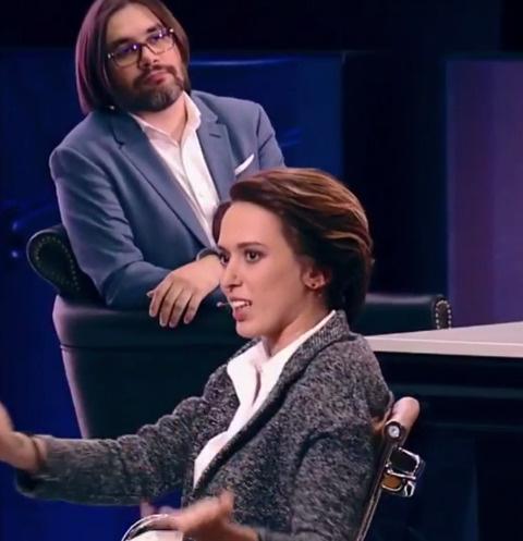Элиас Скавронски и Кристина Скавронски