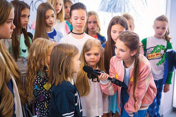 Главная аудитория Лизы – девочки от пяти лет и старше