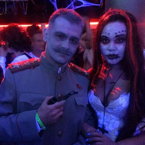 Корнелия Манго и Иосиф Сталин