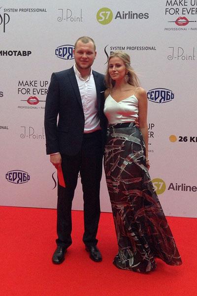 Сергей и Тата Бондарчук