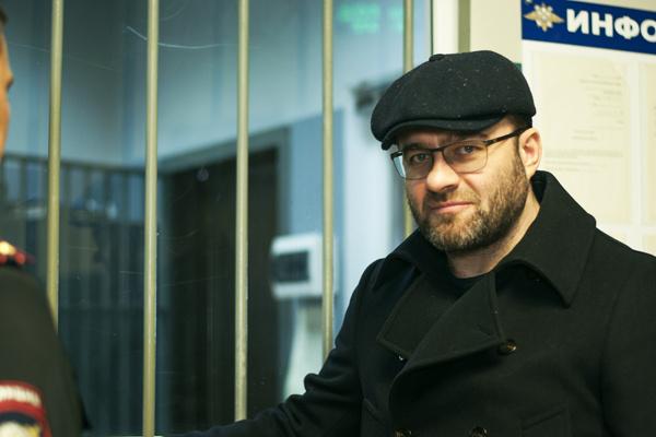 Михаил Пореченков исполнил главную роль