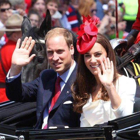 Кейт Миддлтон вышла замуж за принца Уэльского Уильяма 29 апреля 2011 года