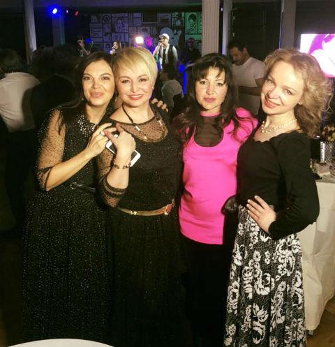 Алиса Хазанова, Катя Лель, Нара Ширалиева, Виталина Цымбалюк-Романовская