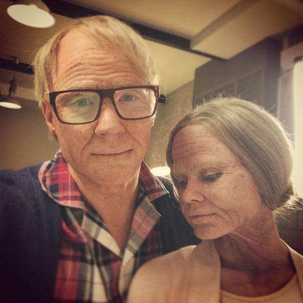 Никита и Алена, когда им будет по 90 лет
