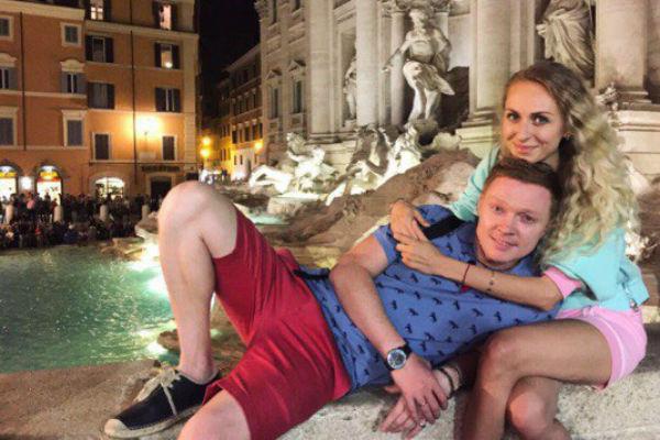 Катя и Леонид вместе вели программу о путешествиях
