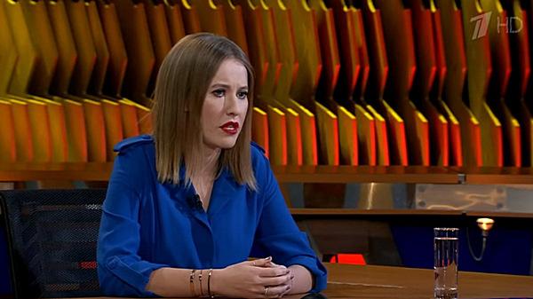 Ксения Собчак рассуждает о скандале, в центре которого оказался голливудский продюсер Харви Вайнштейн