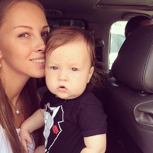 Это было первое путешествие малыша Федора в Ростов-на-Дону