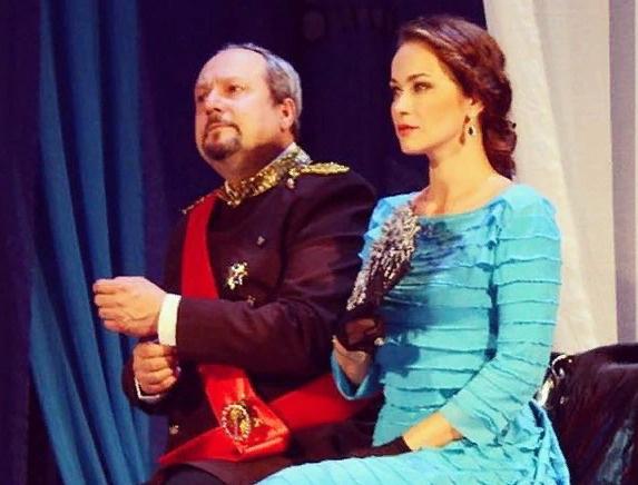 О смерти актера в соцсети сообщила его коллега Мария Берсенева