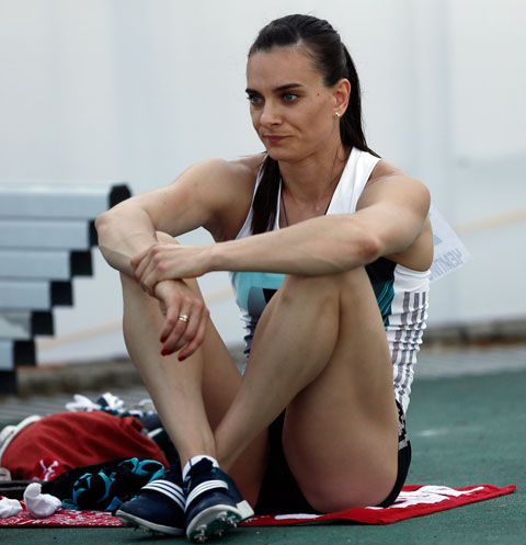 После Олимпиады в Рио Исинбаева собиралась завершить карьеру